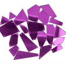 Пришивные зеркала Purple
